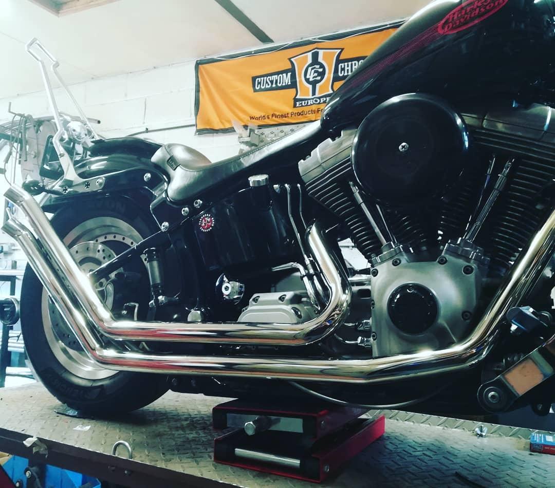 Harley Davidson -2